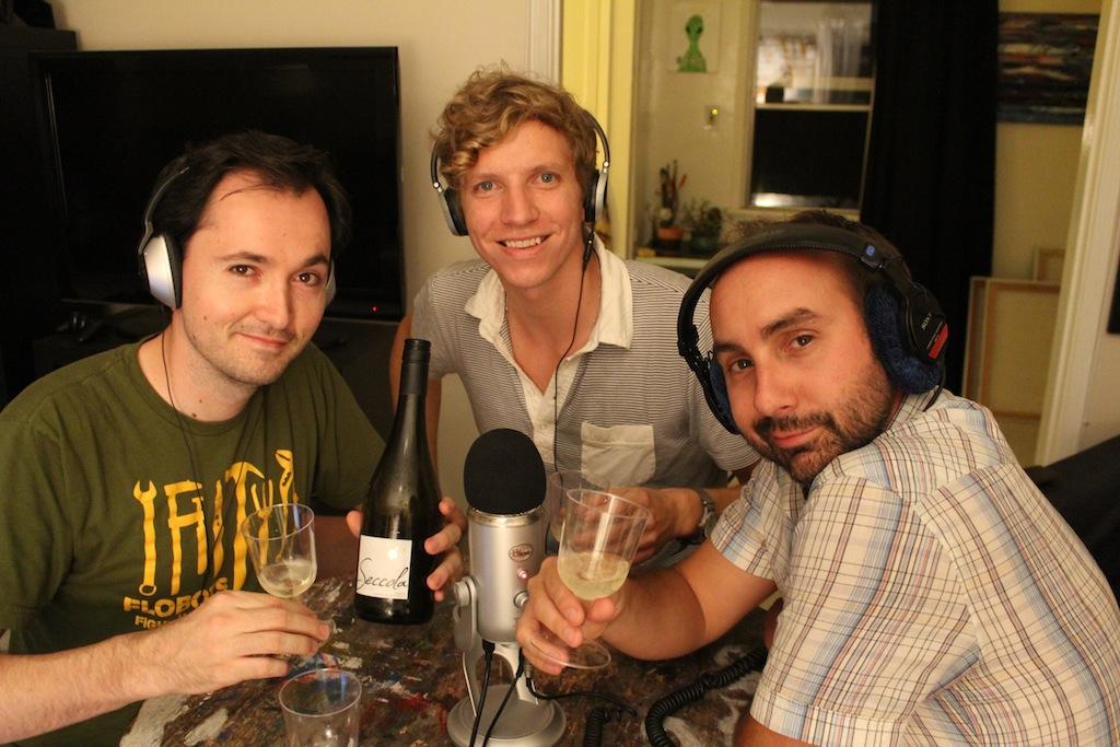 The Scheid Show Recording Mode